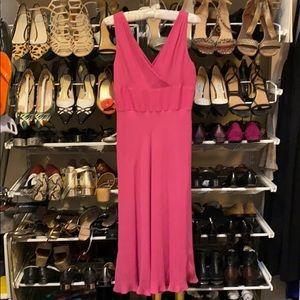 Pink Dress Party Dress